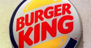 A Burger King franchisee, TFI Tab, has postponed its planned IPO in New York. Photograph: Michael Smith/Getty Images