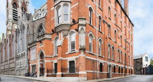 The Priory on  John Street West: rents of €19.50 per sq ft   are expected to rise   in keeping with rents in the area