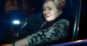 Frances Fitzgerald: A political career