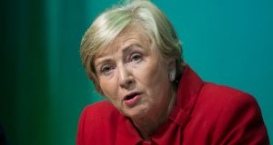 Former Tánaiste and Minister Frances Fitzgerald said her resignation will allow her to concentrate on vindicating her good name at the Charleton Tribunal.  Photograph: Collins