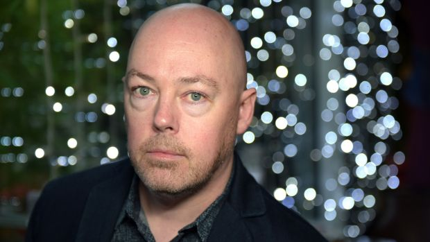 "John Boyne: ""The Heart's Invisible Furies"" is regarded by many as his finest work to date. Photograph: Bryan Meade"