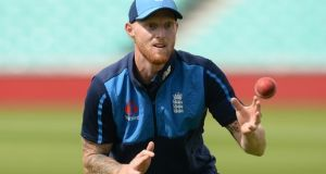 Ben Stokes could play for Canterbury this weekend after flying to New Zealand. Photograph: Philip Brown/Getty Images