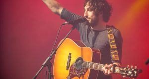 Danny O'Reilly of The Coronas. Photograph: Provision