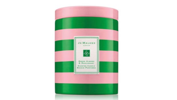Jo Malone London Green Almond & Redcurrant Christmas candle (€150 plus delivery from brownthomas.com)