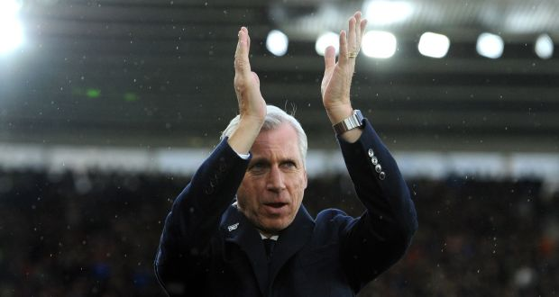 Alan Pardew appointed as new West Bromwich Albion manager