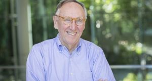 Jack Dangermond, co-founder and CEO, ESRI: describes himself as having been blessed for being lucky enough to have fallen into digital mapping as a career.