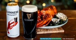 Guinness puts seafood on the menu