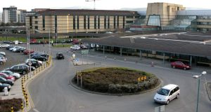 "Tallaght Hospital. Consultant Dr James Gray said there was ""a nursing crisis"" in the emergency department"