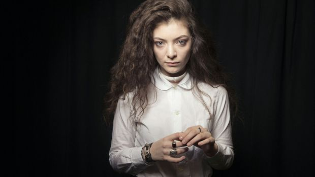 Melodrama queen: Lorde