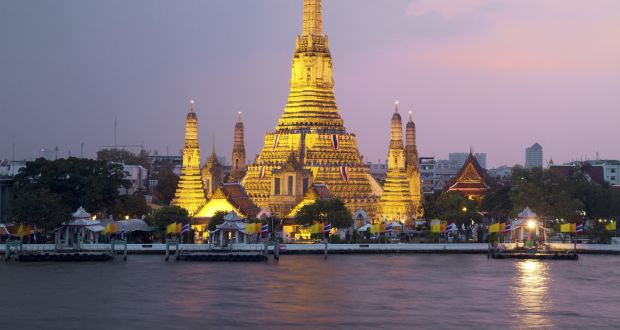 Bangkok's Wat Arun or Temple of the Dawn. File photograph: Toby Williams/Getty Images