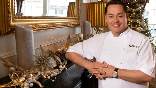 Neven Maguire: has just brought out his 15th cookbook, Neven Maguire's Perfect Irish Christmas
