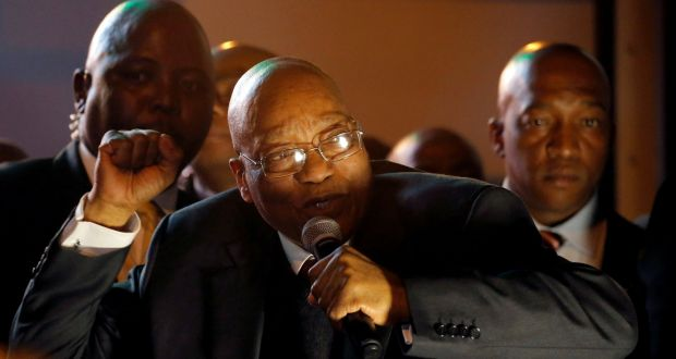 322d672d3ff Captured  How Jacob Zuma  sold  South Africa to the Guptas