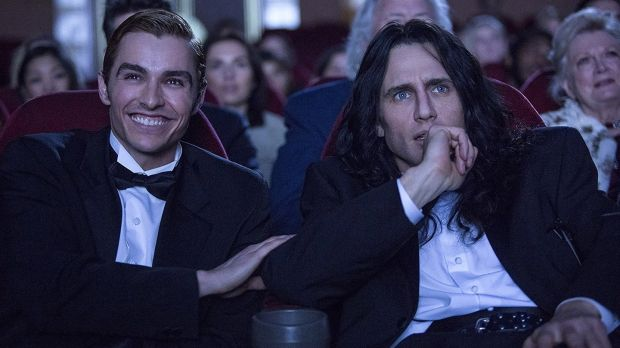 James Franco and Dave Franco in The Disaster Artist (2017)