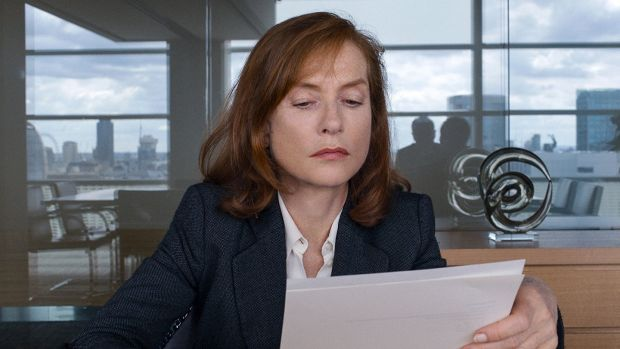 Isabelle Huppert in Happy End (2017)