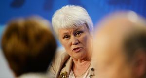 "Minister of State for the National Drugs Strategy Catherine Byrne has appointed a working group to look at ""alternative approaches to the possession of drugs for personal use"". File photograph: Alan Betson/The Irish Times"