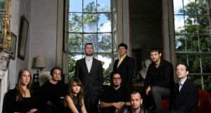 Nick Roth's highly inventive ensemble, Yurodny,  premiere a new suite in the Pavilion