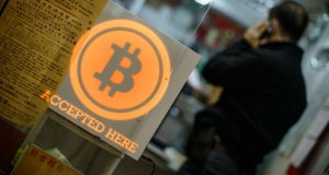 """Pointing out the insanity surrounding bitcoin invariably catalyses apoplectic reactions from supporters protesting sceptics don't 'get it'."" Photograph: Philippe Lopez/AFP/Getty Images"