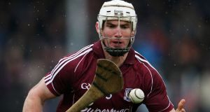 Niall Donohue in action for Galway in 2013. Photograph: Cathal Noonan/Inpho