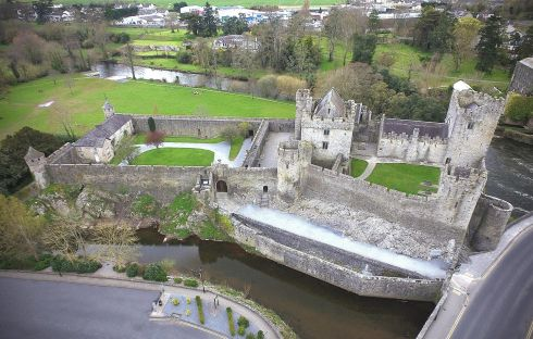 Cahir Castle, County Tipperary.