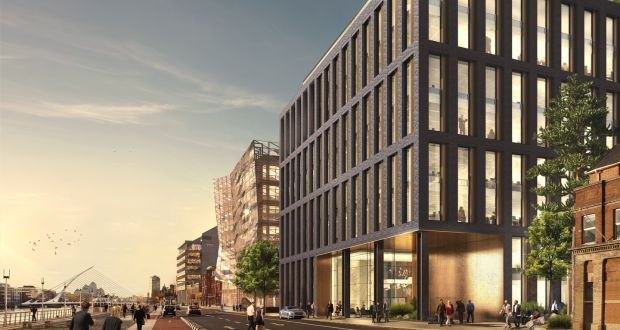 Expect city centre rentals to settle at around €65 per sq ft