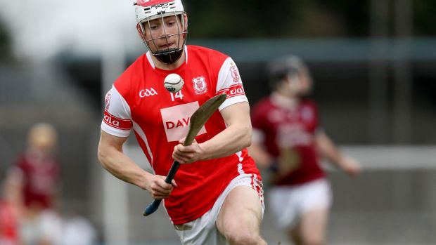 Con O'Callaghan: the Young Footballer of the Year has played a huge role in Cuala hurlers' success. Photograph: Oisin Keniry/Inpho