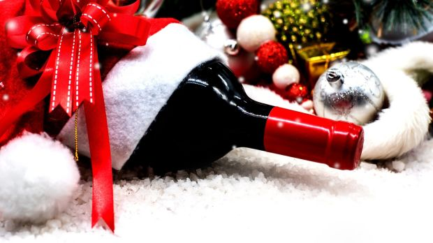 Ready-prepared gift packs are not always inspiring, but any wine shop can make up a tailor-made gift box for you. Photograph: iStock