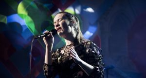 Sigrid in St James's Church for Other Voices