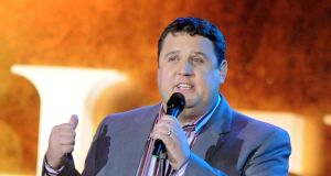 Chris Donohoe booked two tickets to see Peter Kay in Dublin in 2019 through Viagogo. It ended up costing him almost €700. File photograph: Jim Dyson/Getty Images