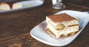 'Tiramisu is something I make with the kids and they enjoy the act of assembling it while eating as much of the cream as they can.' Photograph: Getty Images/Moment