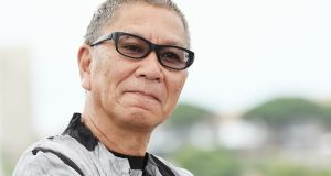 Takashi Miike: 'Do not trust people who are willing to be called auteurs.' Photograph:  by Dominique Charriau/WireImage
