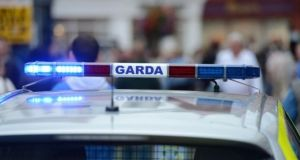Gardaí have discovered drugs during a morning raid in Drogheda. Photograph: Frank Miller