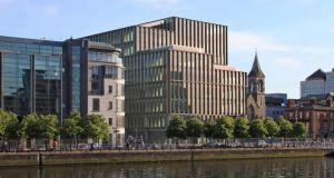The largest commercial property transaction of the year in the State was the forward funding by Irish Life of the €126.3 million construction of a new headquarters for Grant Thornton at City Quay in Dublin.
