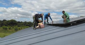 'The whole process of installing solar panels was as easy as the installers Construction PV had promised in their prior assessment and quotation.'