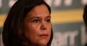 Sinn Féin deputy leader Mary Lou McDonald said  the party would fight the next election to maximise its vote, its mandate and its numbers of TDs and senators. File photograph: Nick Bradshaw/The Irish Times