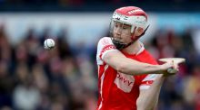 Cuala's Con O'Callaghan in action against St Martin's in the  Leinster Senior Hurling Club Championship semi-final at  Parnell Park, Dublin in November. Photograph: Oisin Keniry/Inpho