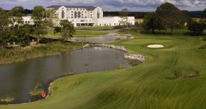 Knightsbrook Hotel Spa & Golf Resort: profitable in 2015, but assets still fell €1 million short of liabilities