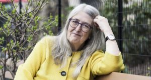 "Mary Beard: "" 'I'm going to cut off your head and rape it' was one tweet I got."" Photograph: Alex Welsh/NYT"