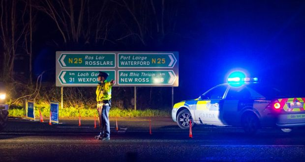 Four members of family killed in Co Wexford crash