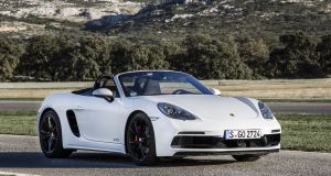Porsche gives the Cayman and Boxster a little more power and precision