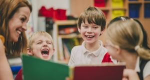 Irish ten year olds are now the best at reading in Europe and among the top-performers in the world. Photo: iStock