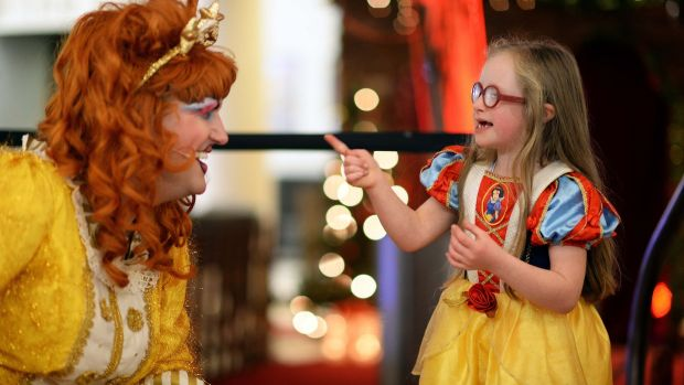For several years now, the Helix Theatre has staged sensory-friendly shows for children with special needs.