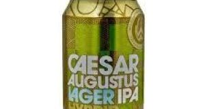 Caesar Augustus Lager IPA Hybrid from Aldi is a light and refreshing tipple