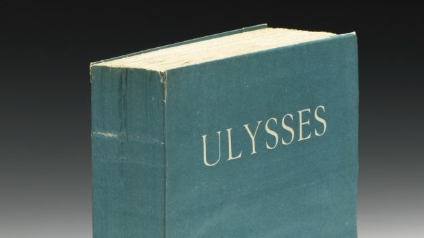 Sotheby's also offering a first edition copy of Ulysses with a top estimate of £250,000 (€283k)