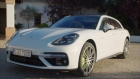 Our Test Drive: the Porsche Panamera Turbo S E Hybrid Sports Turismo