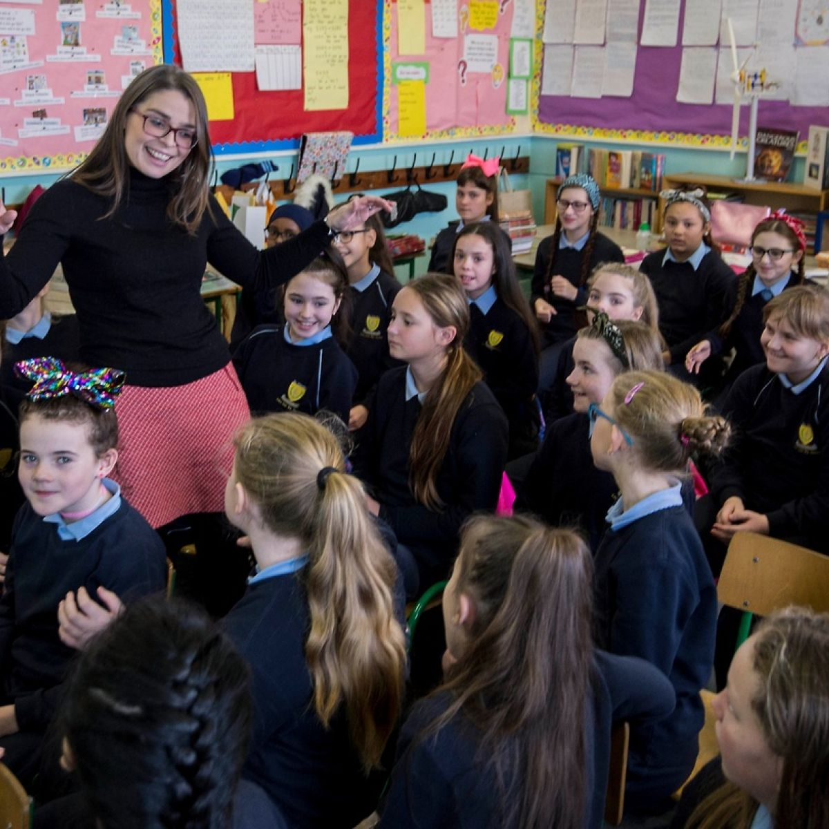 How to get Ireland's schools singing