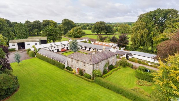 Loughtown Stud, on 171 acres, sold for €3.3 million in October