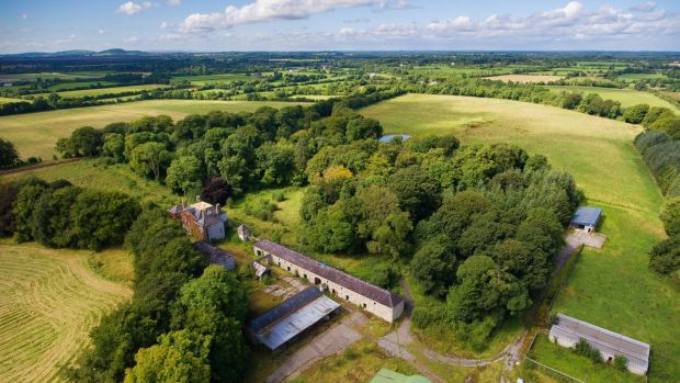 Landenstown Estate in Co Kildare, on 338 acres, was sold to Yeomanstown Stud for around €4.6 million