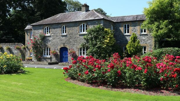 Ballymacoll Stud, on 300 acres, sold at auction for €8.15 million