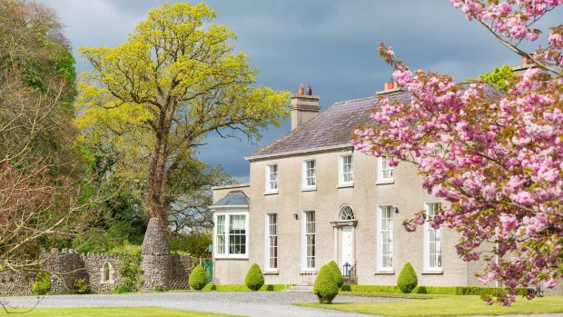 Straffan Lodge, on 34 acres, sold for an estimated €3.4 million