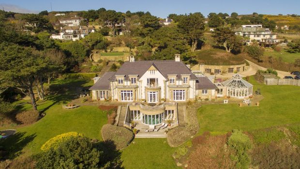 In late summer concert promoter Peter Aiken purchased Danes Hollow, the Howth home of Riverdance couple Moya Doherty and John McColgan, for €8.2 million